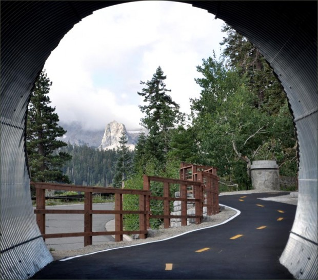 Town of Mammoth Lakes Bike Path