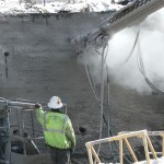Spray-Applied Fire Proofing