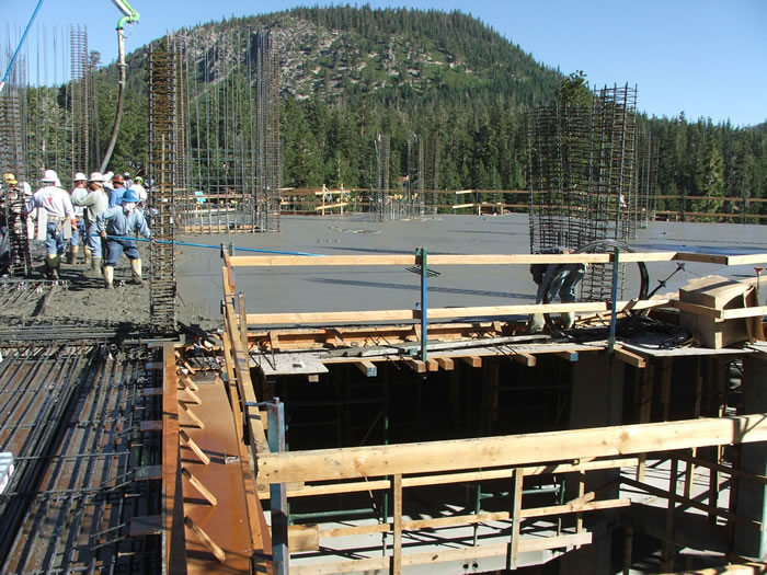 Post-Tension Sla-On-Deck | Sierra Geotechnical Services Inc